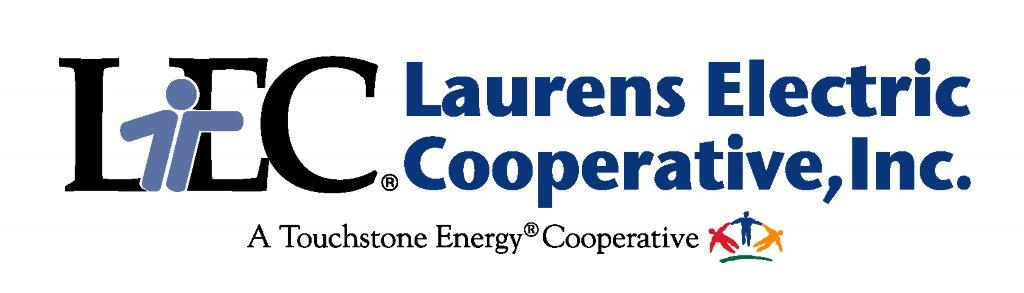 Laurens Electric $1000 sponsoship