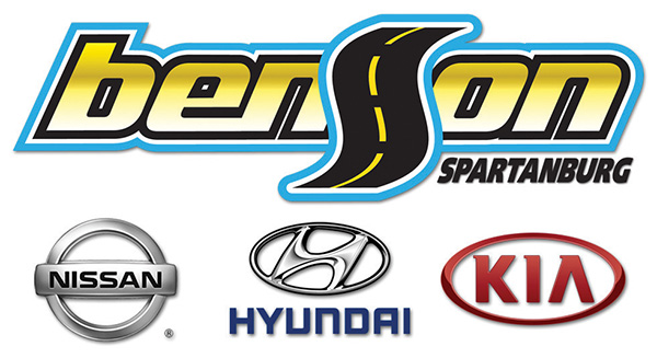 Benson Automotive $1000 sponsorship